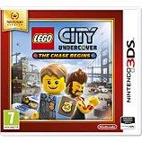 Jeu 3DS Nintendo  Lego City Undercover Selects