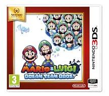 Jeu 3DS Nintendo Mario & Luigi Dream Team Bros. Selects