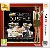 Jeu 3DS Nintendo La Nouvelle Maison du Style Selects