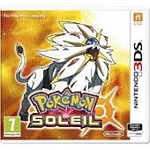 Jeu 3DS Nintendo Pokémon Soleil