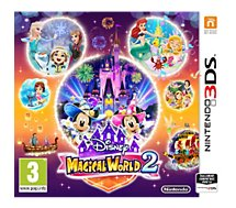 Jeu 3DS Nintendo Disney Magical World 2