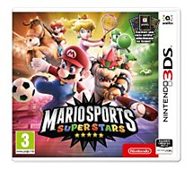 Jeu 3DS Nintendo Mario Sports Superstars + carte amiibo