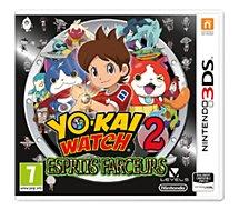 Jeu 3DS Nintendo Yo-Kai Watch 2 Esprits Farceurs