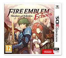 Jeu 3DS Nintendo Fire Emblem Echoes : Shadows of Valentia