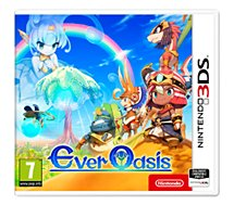 Jeu 3DS Nintendo Ever Oasis