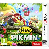 Jeu 3DS Nintendo Hey ! Pikmin