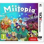 Jeu 3DS Nintendo Miitopia