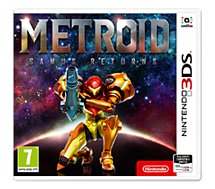 Jeu 3DS Nintendo Metroid Samus Returns