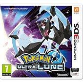 Jeu 3DS Nintendo Pokemon Ultra Lune