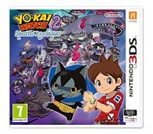 Jeu 3DS Nintendo Yo-Kai Watch 2 Spectres Psychiques