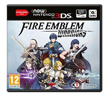 Jeu 3DS Nintendo Fire Emblem Warriors