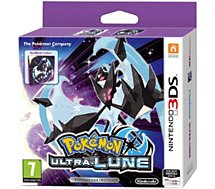 Jeu 3DS Nintendo Pokémon Ultra Lune Ed collector