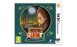 Jeu 3DS Nintendo L'Aventure Layton : Katrielle