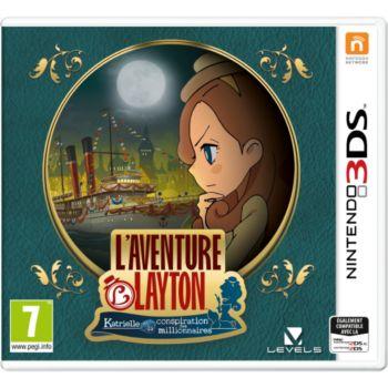 Nintendo L'Aventure Layton : Katrielle