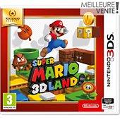 Jeu 3DS Nintendo Super Mario3D Land Selects