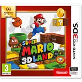 Jeu 3DS Nintendo Super Mario 3D Land Selects