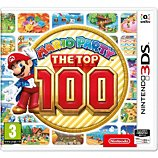 Jeu 3DS Nintendo Mario Party The Top 100