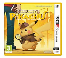 Jeu 3DS Nintendo  Détective Pikachu