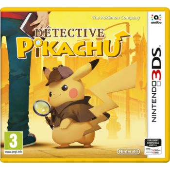 Nintendo Détective Pikachu