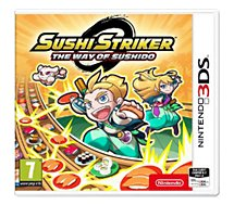 Jeu 3DS Nintendo Sushi Striker The Way of Sushido