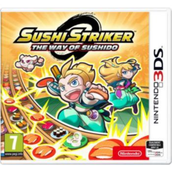 Nintendo Sushi Striker The Way of Sushido