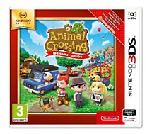 Jeu 3DS Nintendo  Animal Crossing New Leaf Amiibo Selects