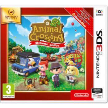 Nintendo Animal Crossing New Leaf Amiibo Selects