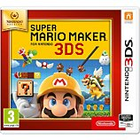 Jeu 3DS Nintendo Super Mario Maker 3DS Selects