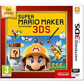 Jeu 3DS Nintendo Super Mario Maker 3DS Selects