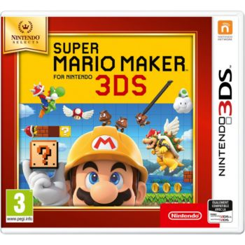 Nintendo Super Mario Maker 3DS Selects