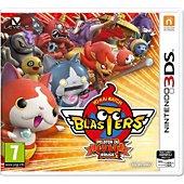 Jeu 3DS Nintendo Yo-Kai Watch Blasters Peleton du chat