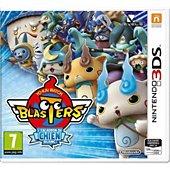 Jeu 3DS Nintendo Yo-Kai Watch Blasters Escadron du chien