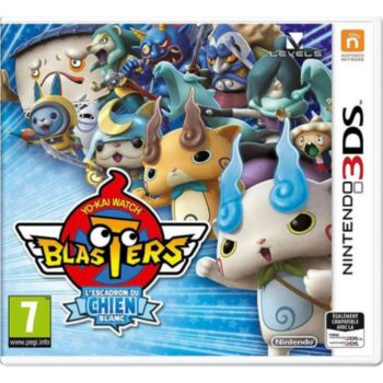 Nintendo Yo-Kai Watch Blasters Escadron du chien