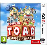 Jeu 3DS Nintendo Captain Toad Treasure Tracker