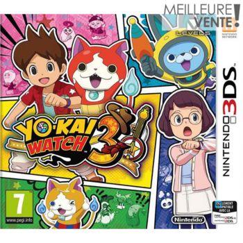 Nintendo Yo-Kai Watch 3