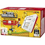 Console 2DS Nintendo  Blanche/Rouge + New Super Mario Bros 2