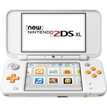 Nintendo Blanche et Orange