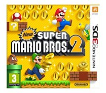 Jeu 3DS Nintendo New Super Mario Bros 2