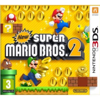 Nintendo New Super Mario Bros 2