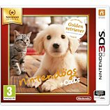 Jeu 3DS Nintendo  Nintendogs Golden Retriever Selects