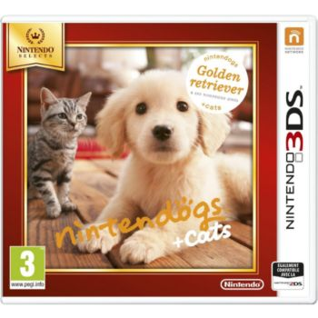 Nintendo Nintendogs Golden Retriever Selects