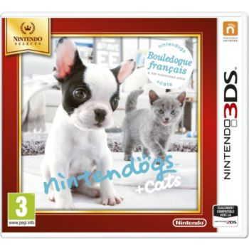 Nintendo Nintendogs Bouledogue Selects