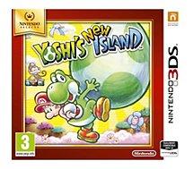 Jeu 3DS Nintendo Yoshi's New Island Selects