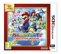 Jeu 3DS Nintendo  Mario Party Island Tour Selects