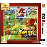 Jeu 3DS Nintendo  Mario Tennis Open Selects