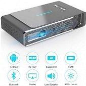 Vidéoprojecteur portable Toumei Toumei V5, le vidéo projecteur 3D