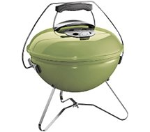 Barbecue charbon Weber SMOKEY JOE PREMIUM 37cm Spring Green