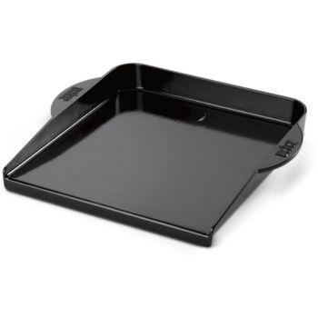 Weber en fonte émaillée pour barbecue gaz