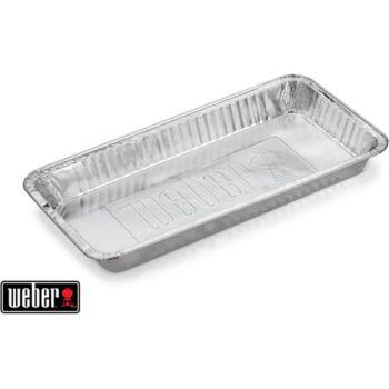 Weber Barquettes en alu