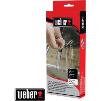 Weber système de nettoyage One Touch bbq 57 cm